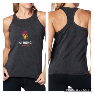 🛍Zumba Fitness Strong Seamless Breathable Tank